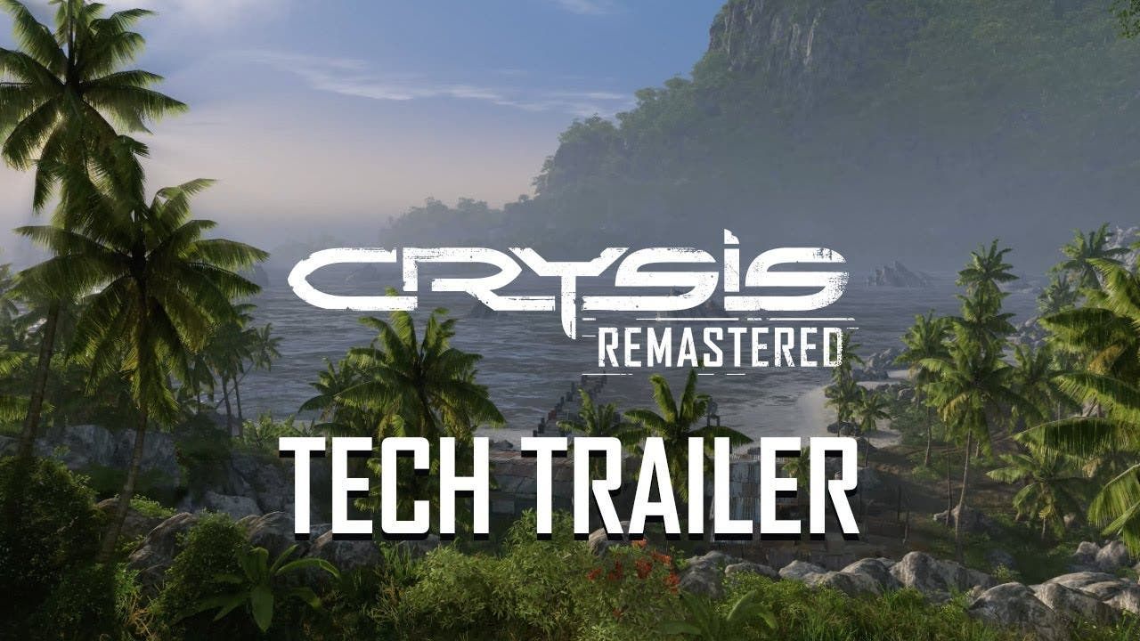 crysis remastered comparison tra