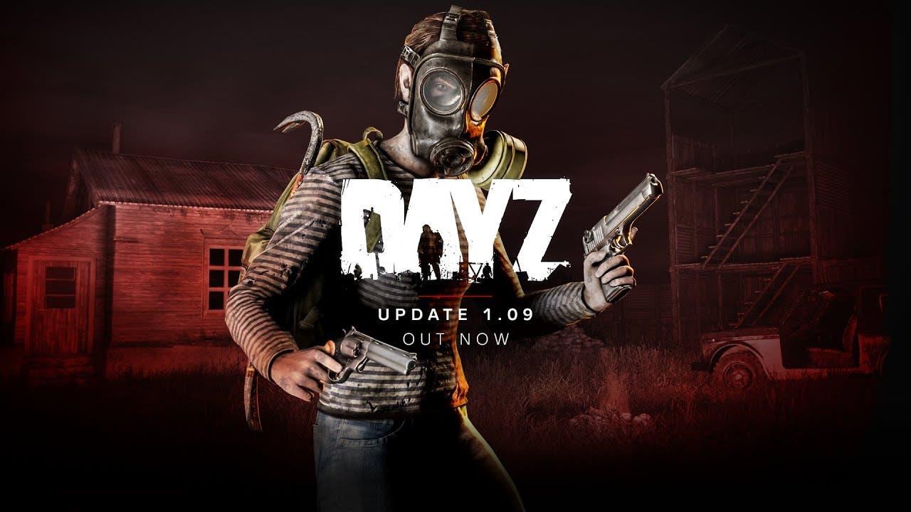 dayz update 1 09 brings the revo