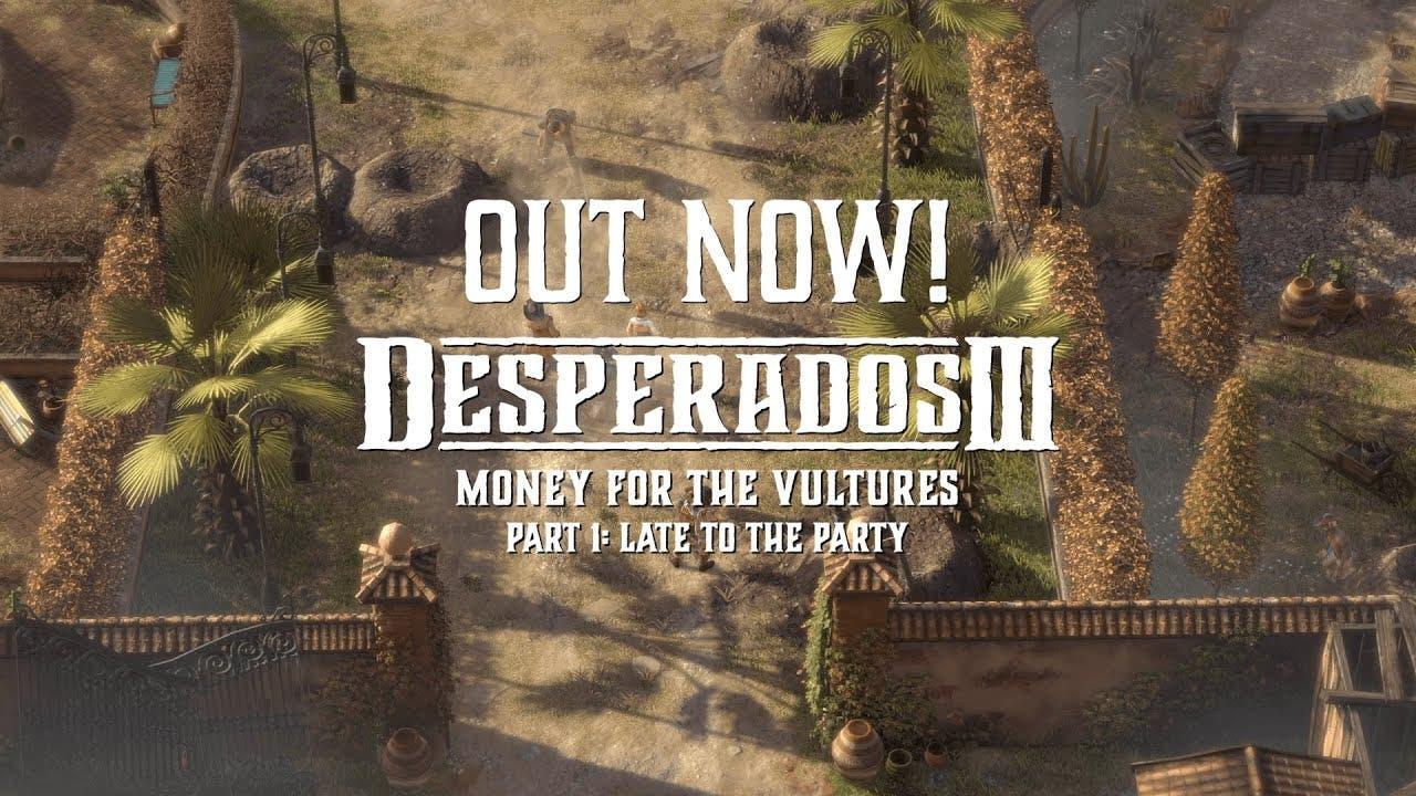 desperados iii season pass begin
