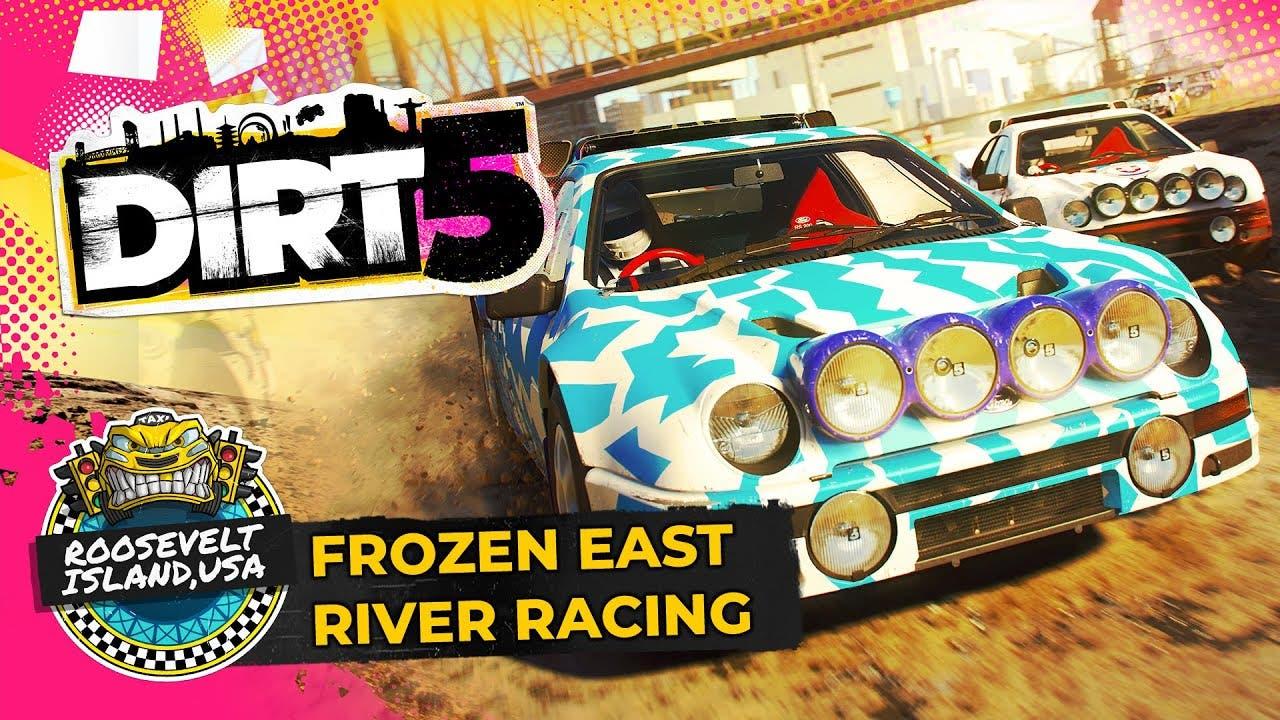dirt 5 gameplay video showcases