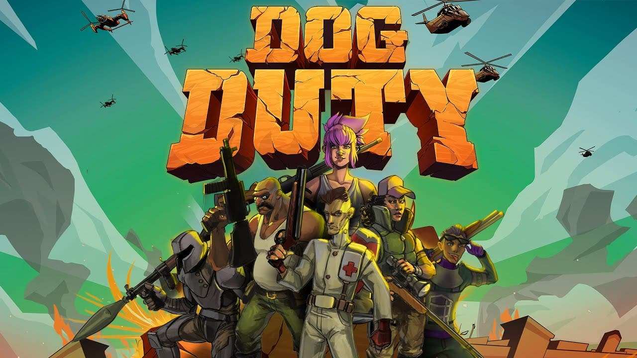 dog duty the real time tactics g