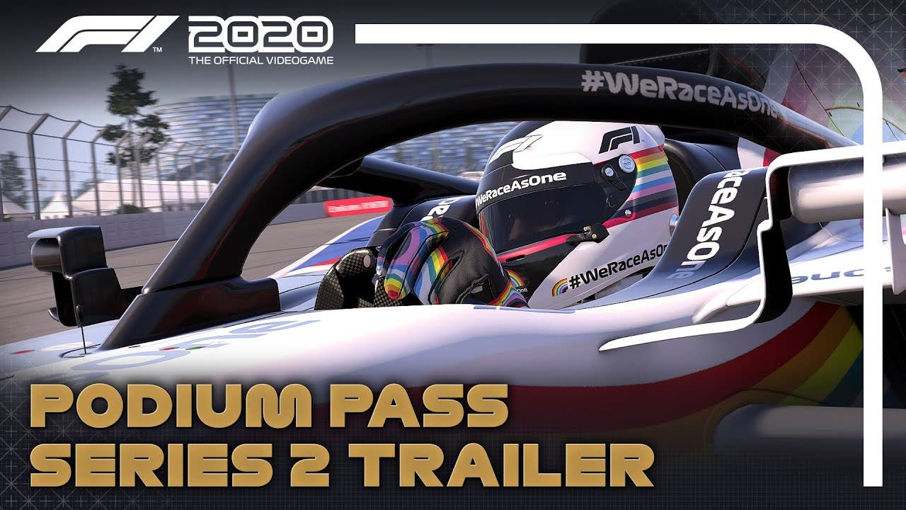 f1 2020 starts series 2 of the p