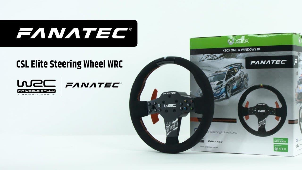 fanatec releases the csl elite s