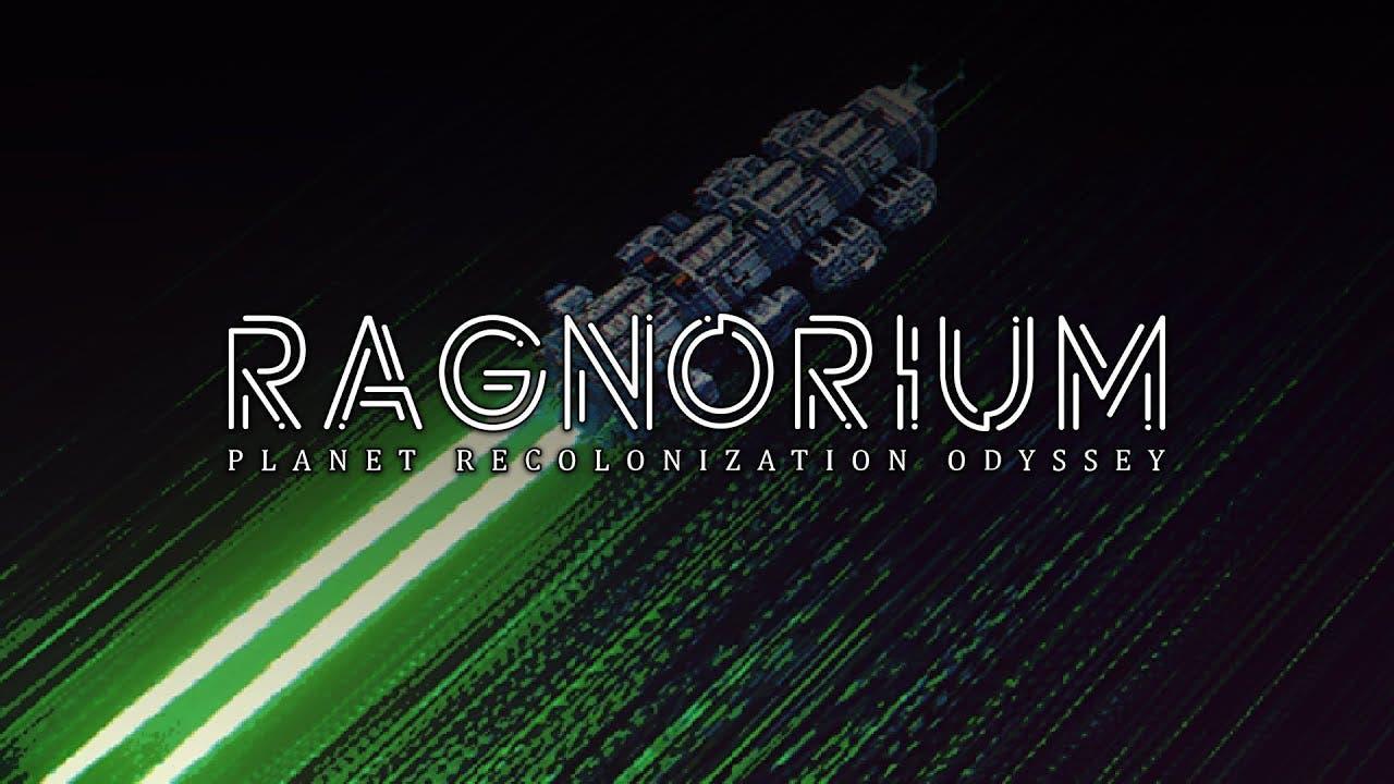 ragnorium is a sci fi colony bui