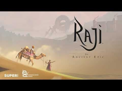 raji an ancient epic expands ont