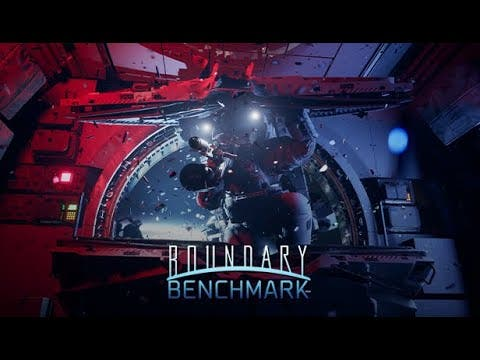 ray tracing benchmark video rele