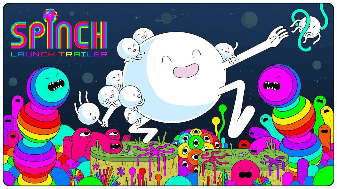 spinch the bright and hallucinat