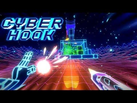 synthwave speedrunner cyber hook