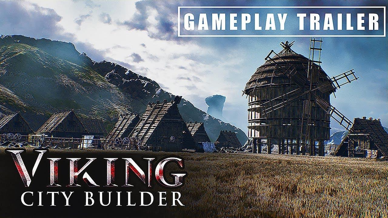viking city builder announced fr