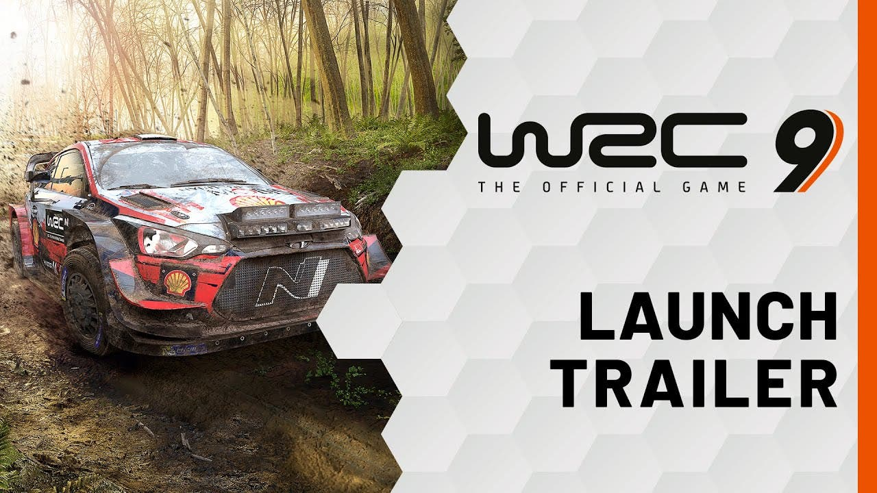wrc 9 now available on pc via ep