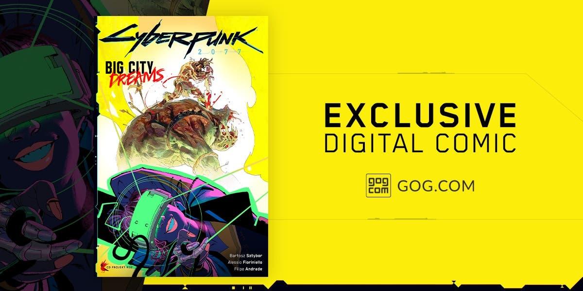 CP2077 digital goodie GOG