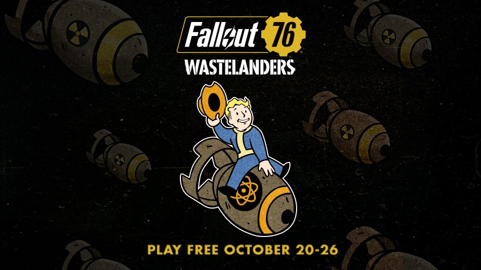 Fallout BDD FreePlay EN
