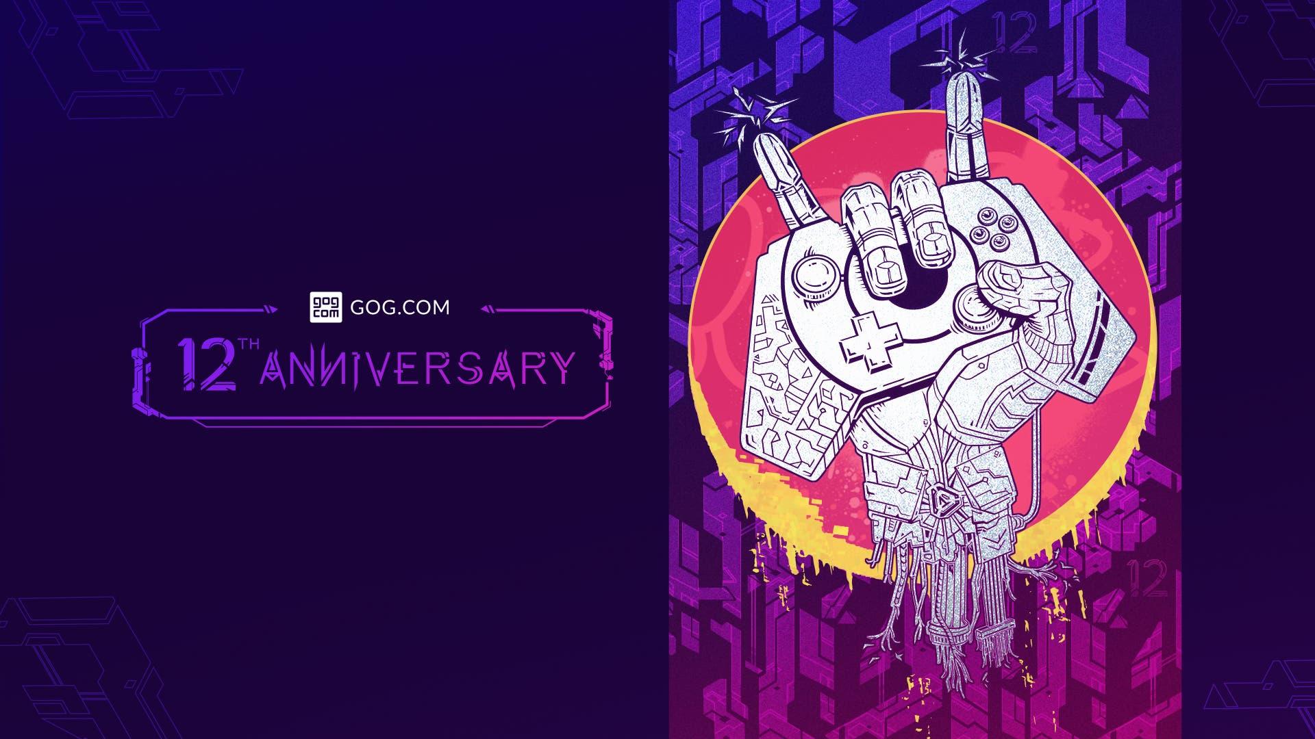 GOG 12 anniversary