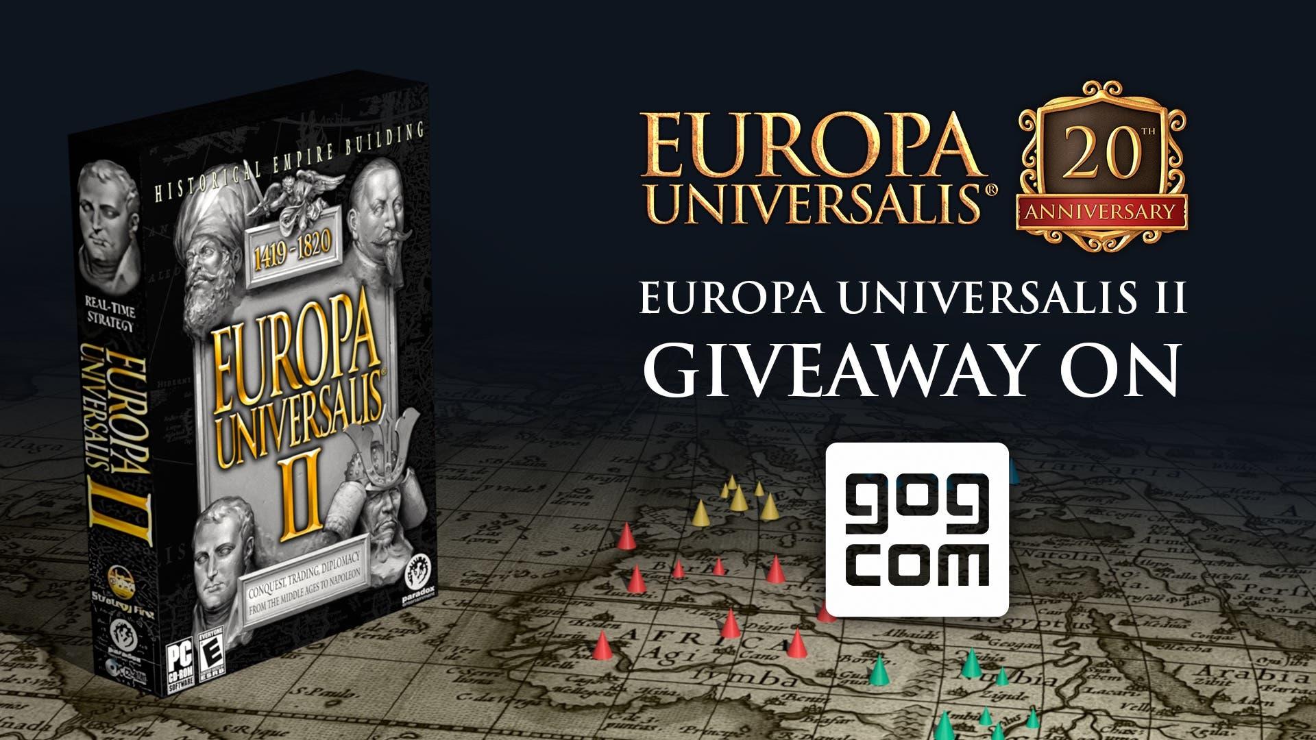 GOG giveaway EU2
