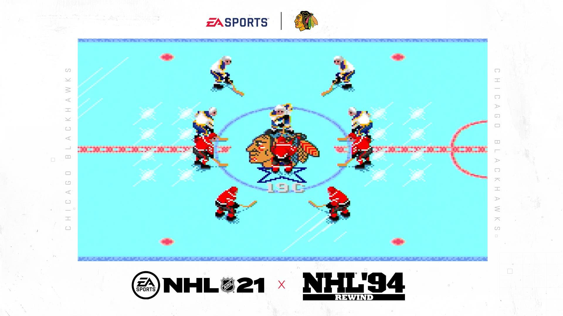 NHL94 Blackhawks 16x9