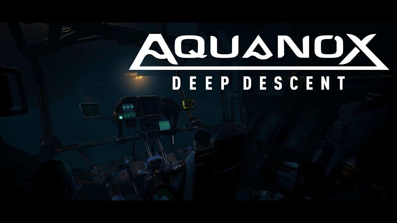 aquanox deep descent trailer giv 1