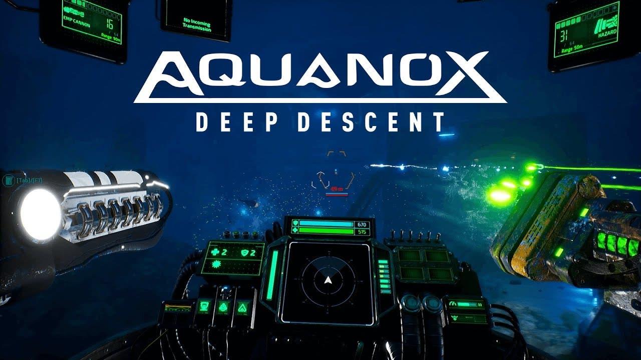 aquanox deep descent trailer sho