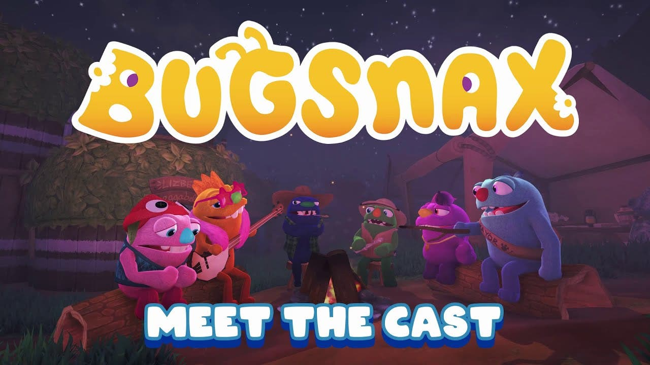 bugsnax goes gold releasing nove