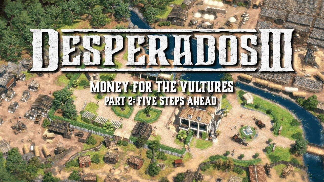 desperados iii gets five steps a