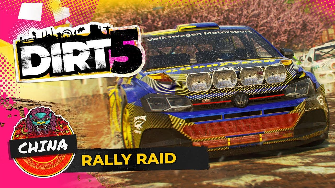 dirt 5 gameplay heads to china f