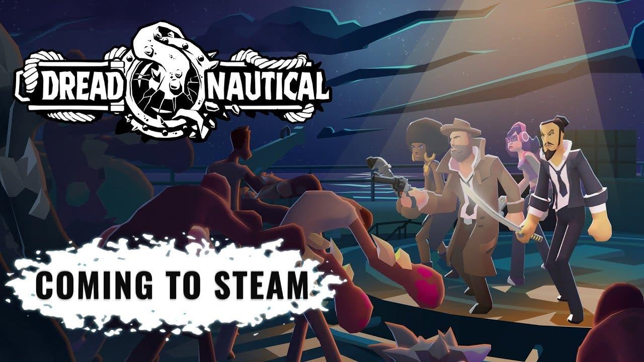 dread nautical cruises onto stea