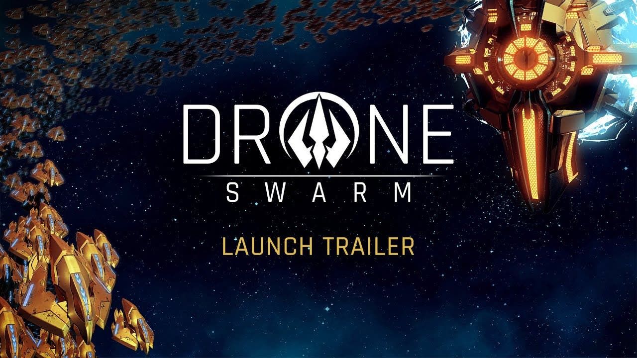 drone swarm now available on pc