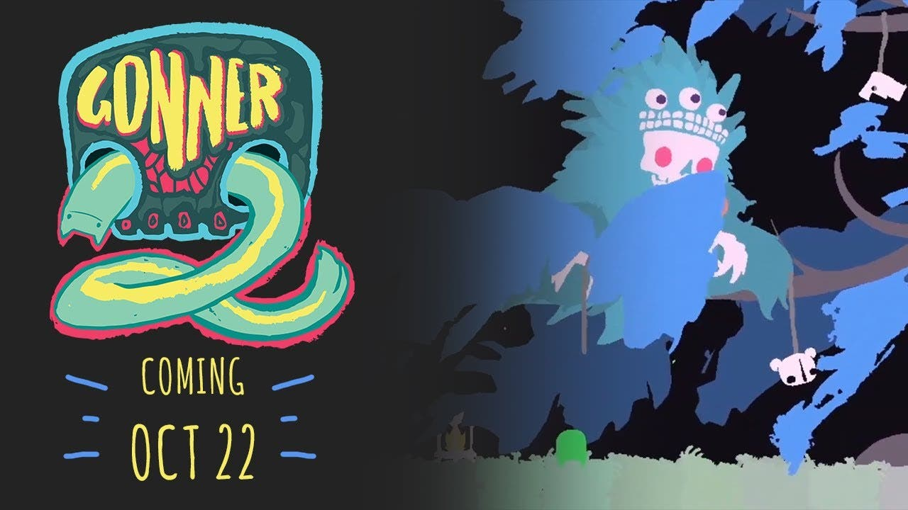 gonner2 releases on october 22nd