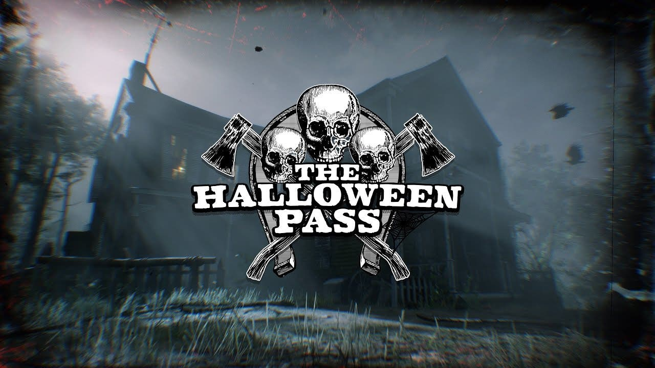 halloween comes to red dead onli