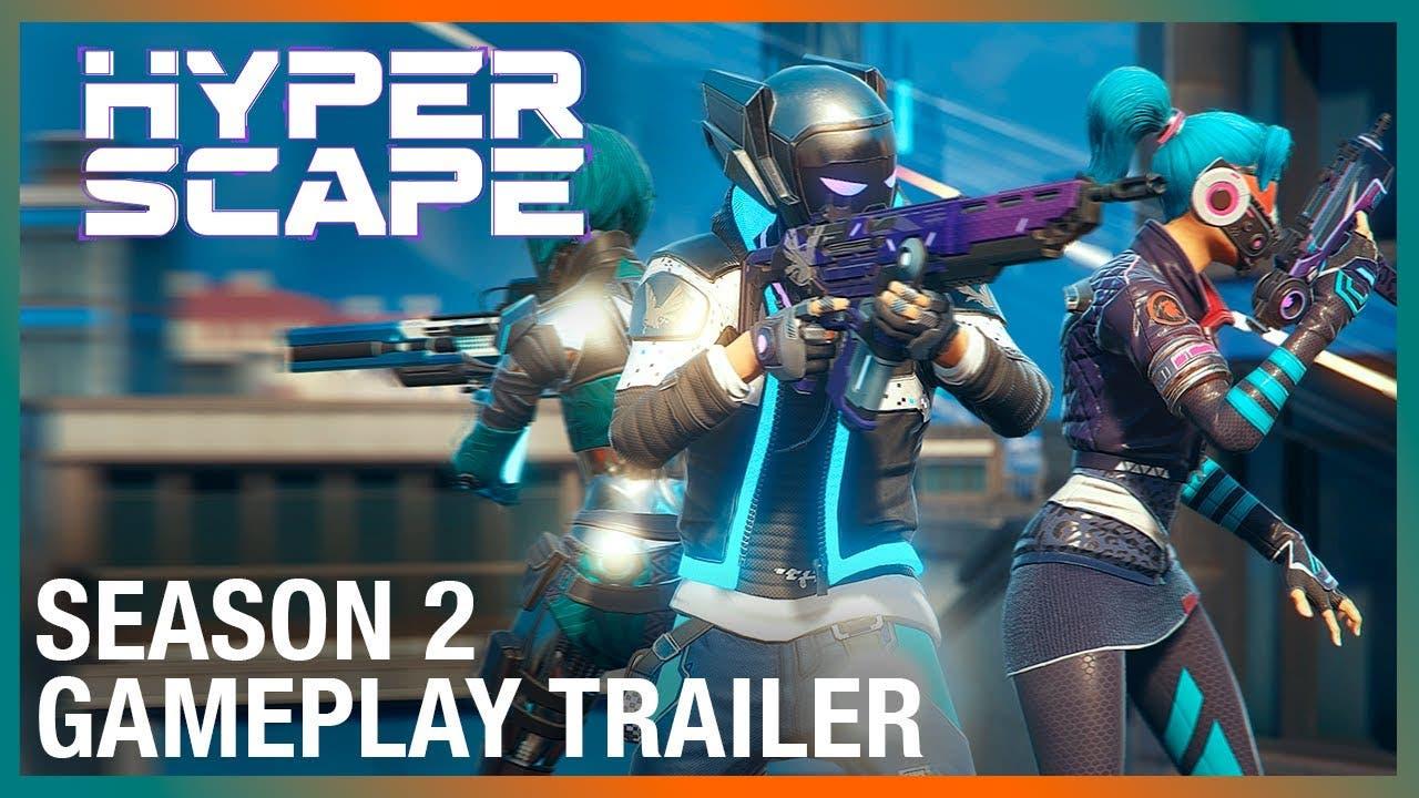 hyper scape season 2 announced b