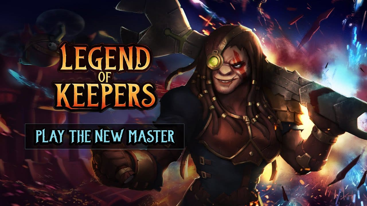 legend of keepers receives its b