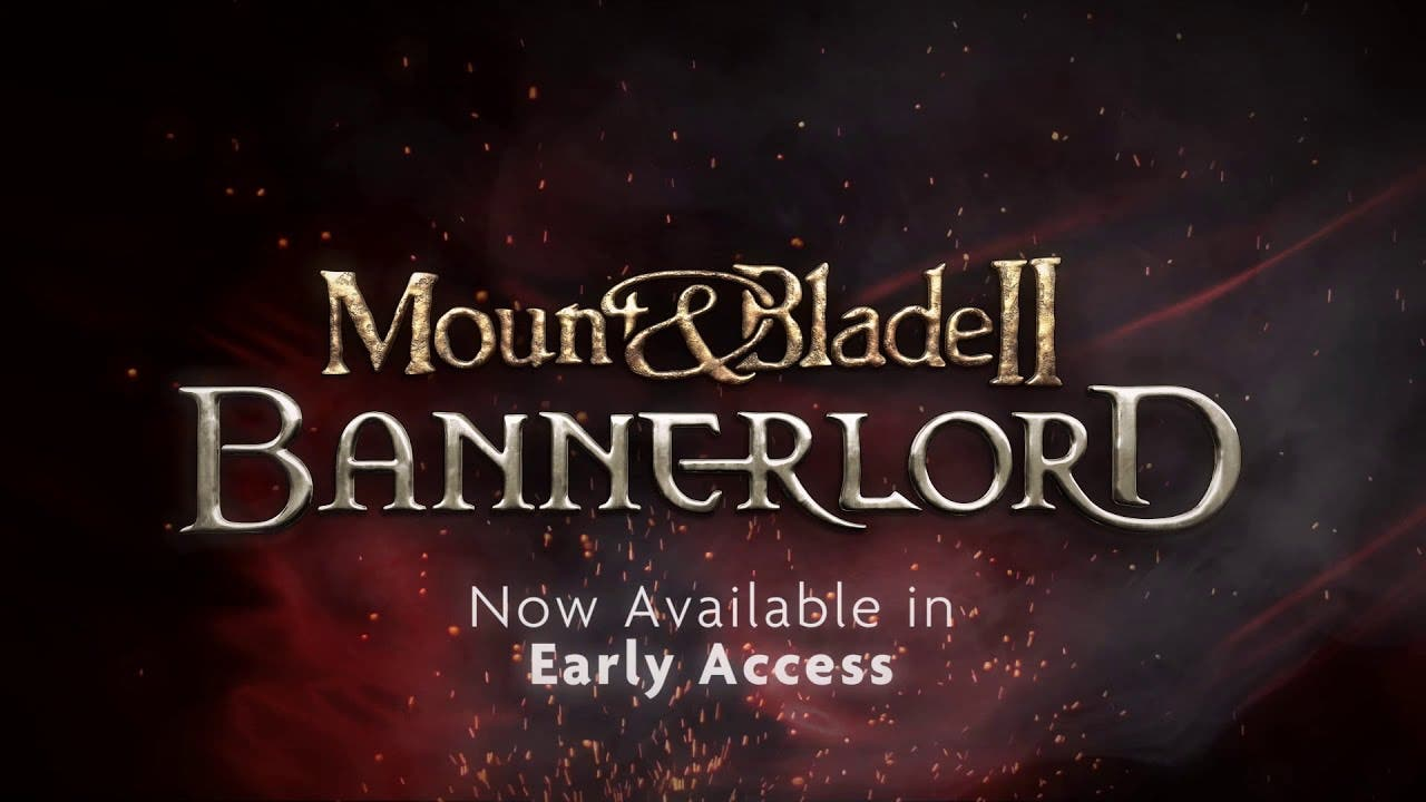 mount blade ii bannerlord has re