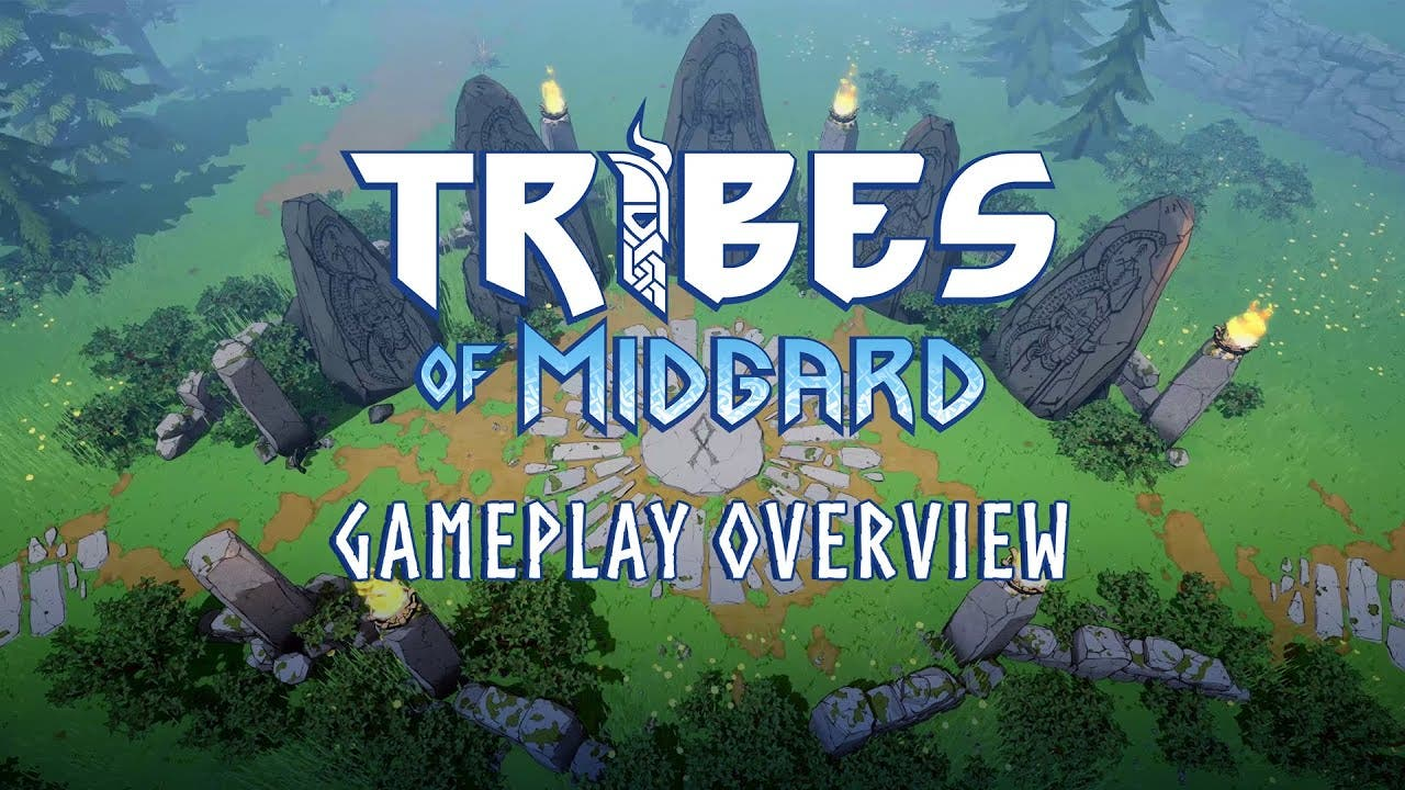 new trailer for tribes of midgar