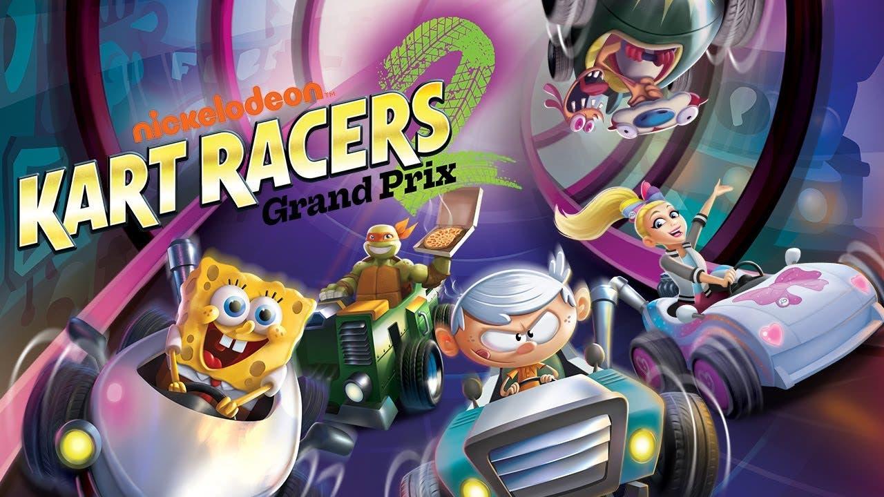 nickelodeon kart racers 2 grand