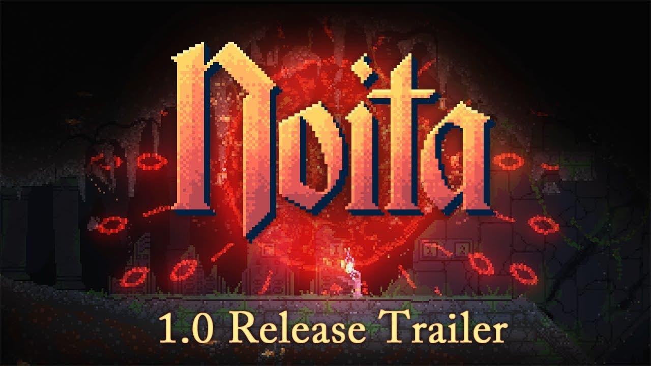 noita reaches 1 0 today out now