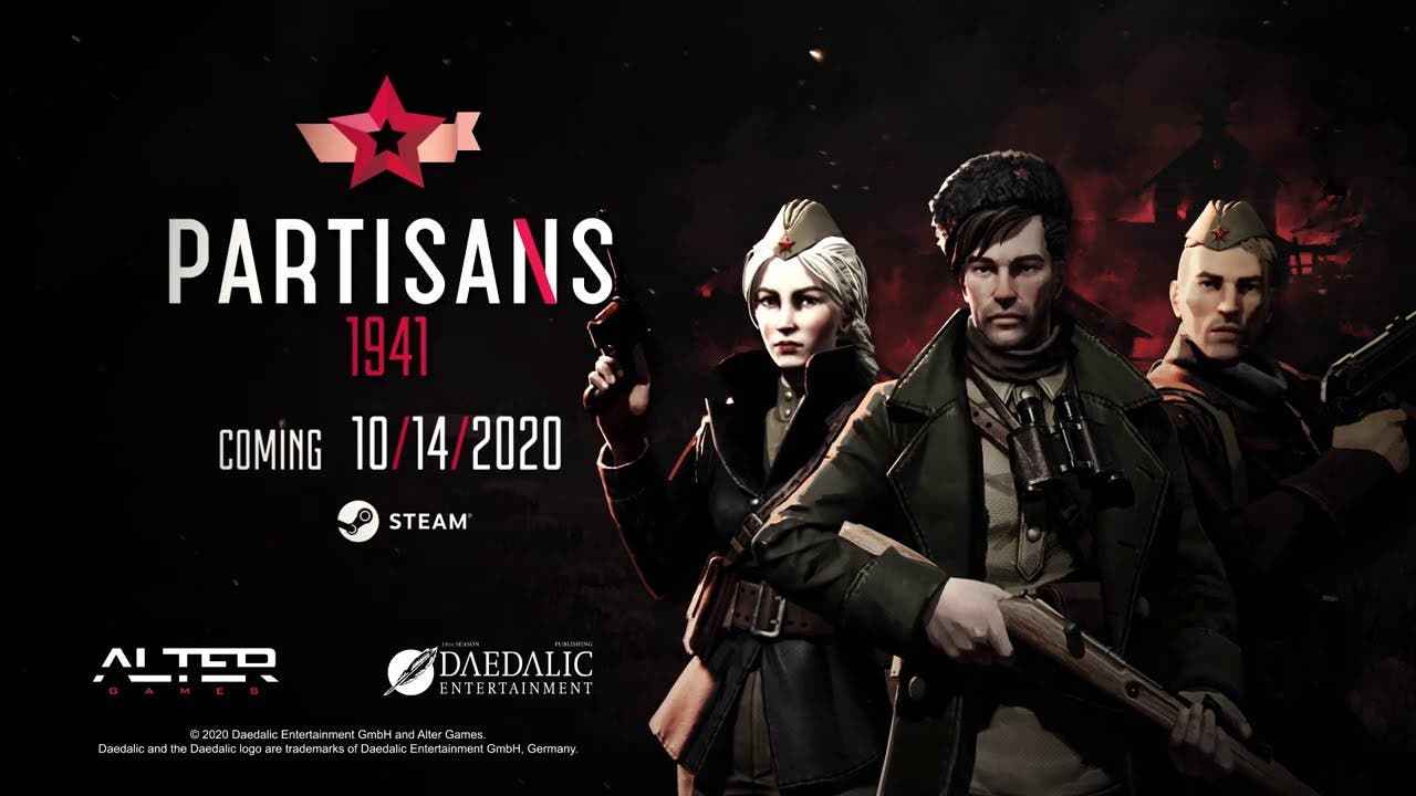 partisans 1941 daedalics world w