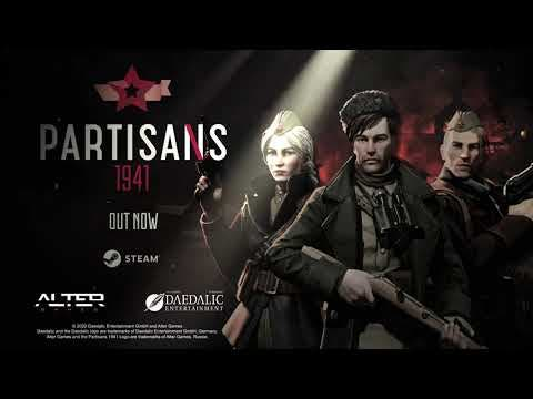partisans 1941 releases today on