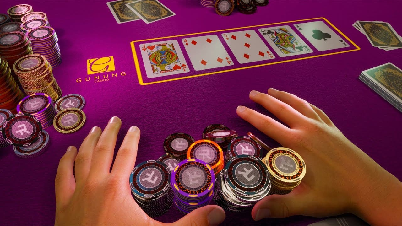 poker club first gameplay releas