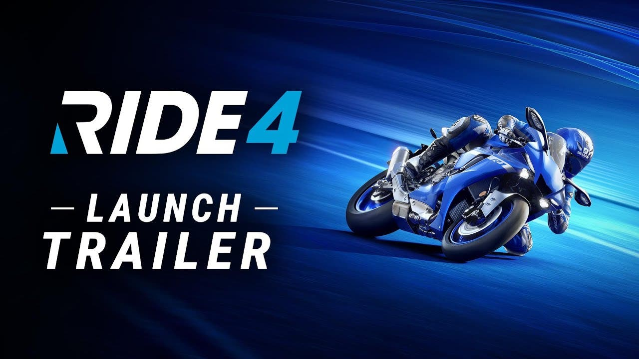 ride 4 releases today on pc play