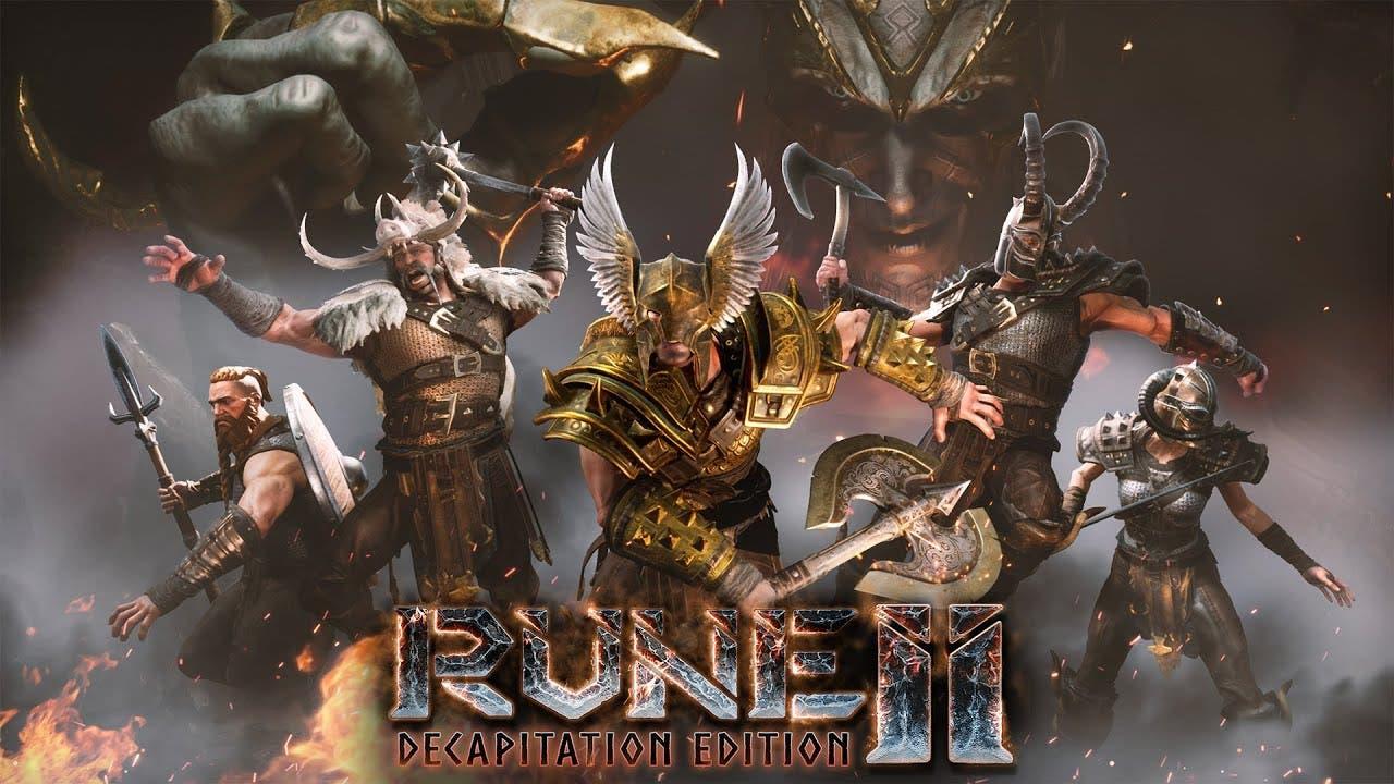 rune ii decapitation edition hea