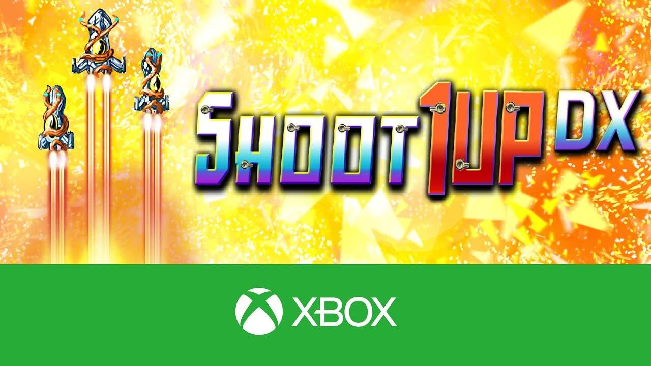 shoot 1up dx blasts onto xbox on