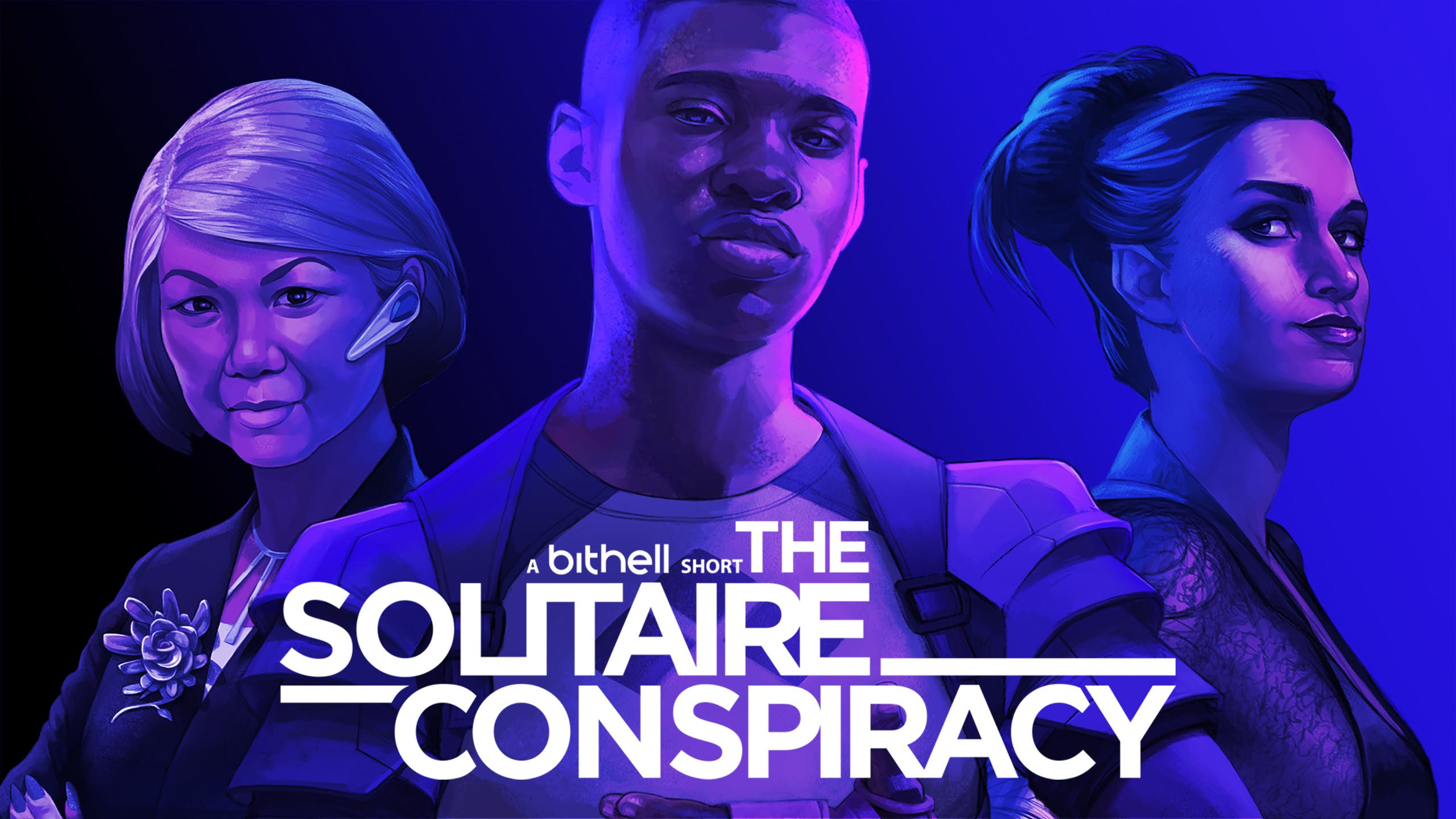 solitaire conspiracy key art