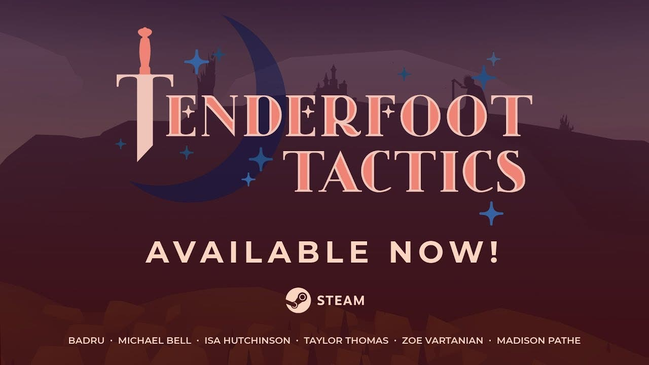 tenderfoot tactics takes a caref