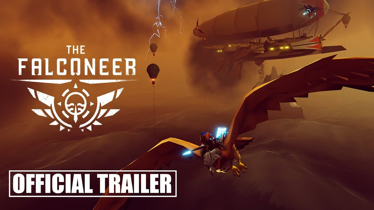the falconeer gameplay trailer t