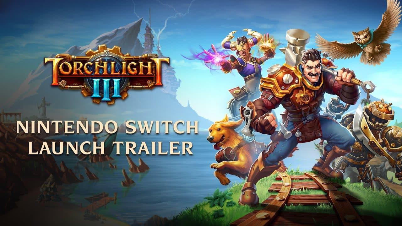 torchlight iii adventures onto s