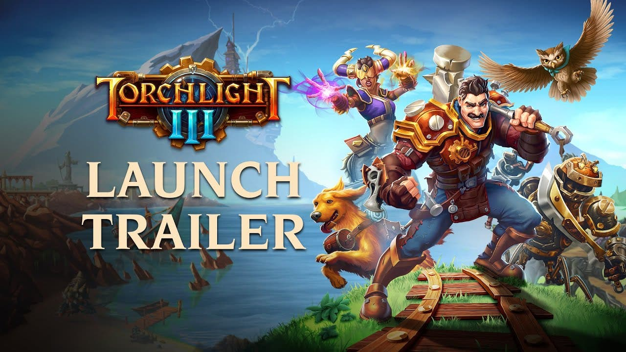 torchlight iii releases in full