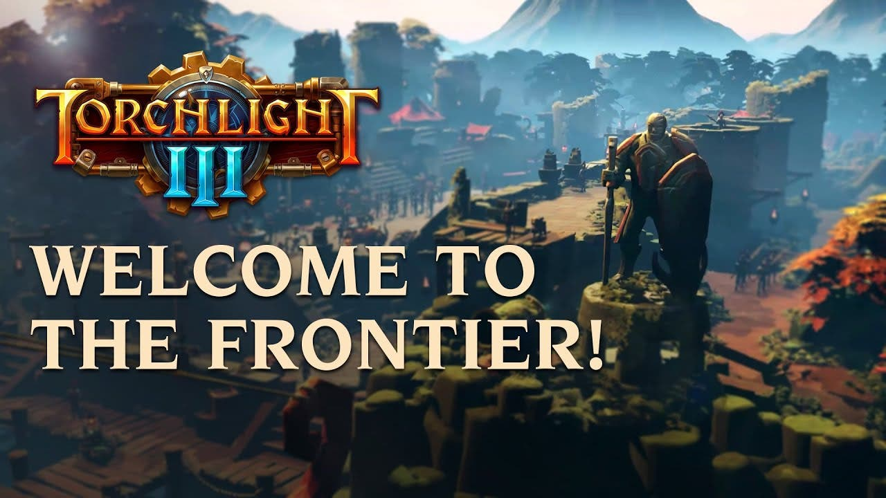 torchlight iii welcome to the fr