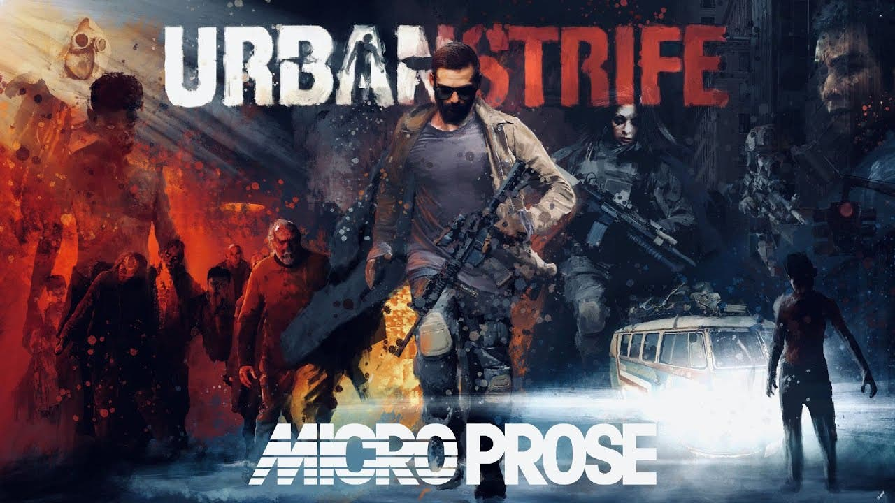 urban strife announced by microp
