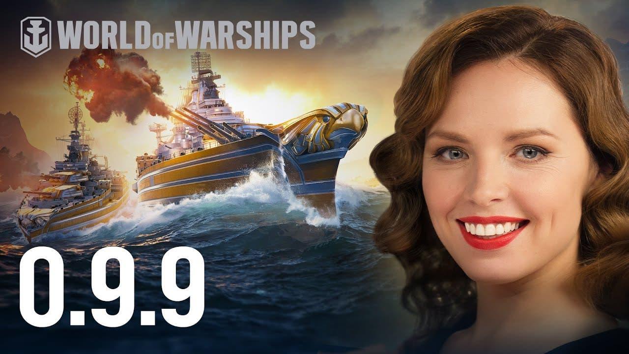world of warships brings new u s