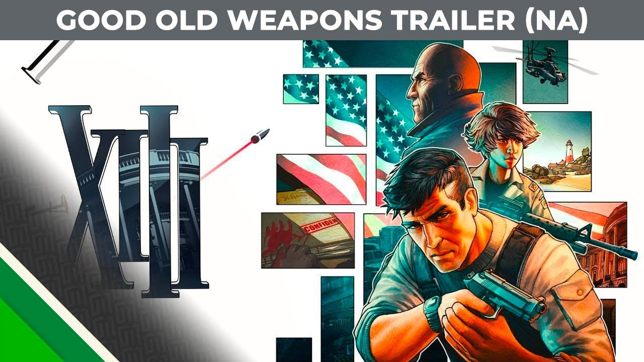xiii remake trailer showcases th
