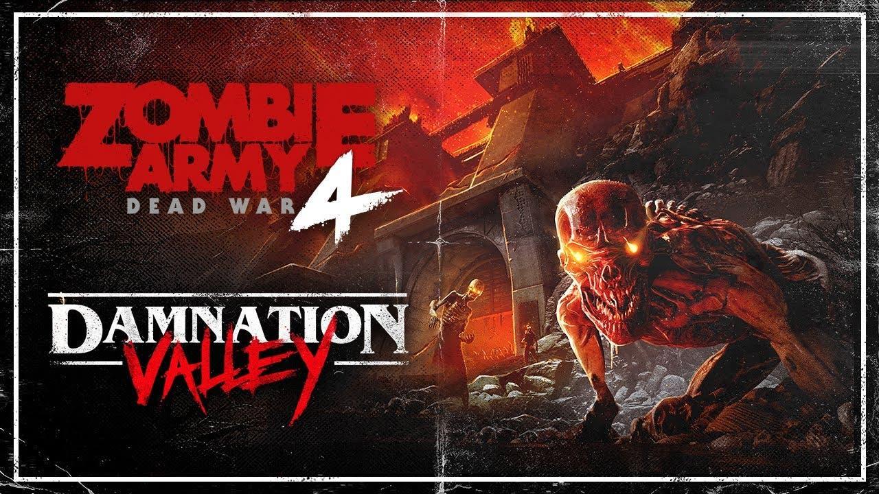 zombie army 4 dead war begins se